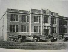 1920s High School And Then It Became The Junior High Pampa Texas Pampa Pampa Texas Junior High
