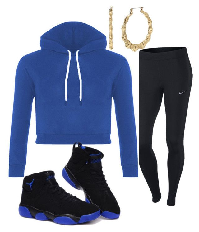 """Untitled #1"" by madibryant on Polyvore featuring NIKE and Betsey Johnson"