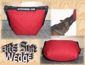 Synthetic Bite Wedge