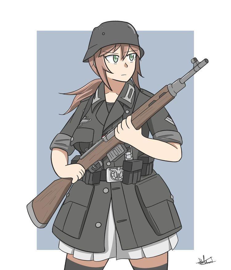 17++ Anime girl creator 3d inspirations
