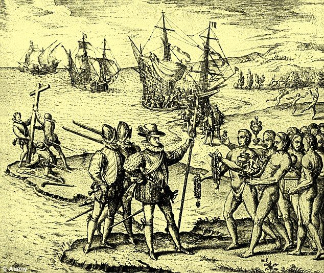 Was columbus really from ibiza bizarre claim of party for American soil