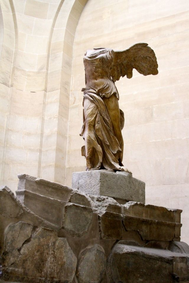 Protected Blog Log In Louvre Museum Louvre Paris Winged Victory Of Samothrace