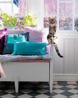 Elegance Decoracion De Unas Muebles Recuperados Casa De Verano