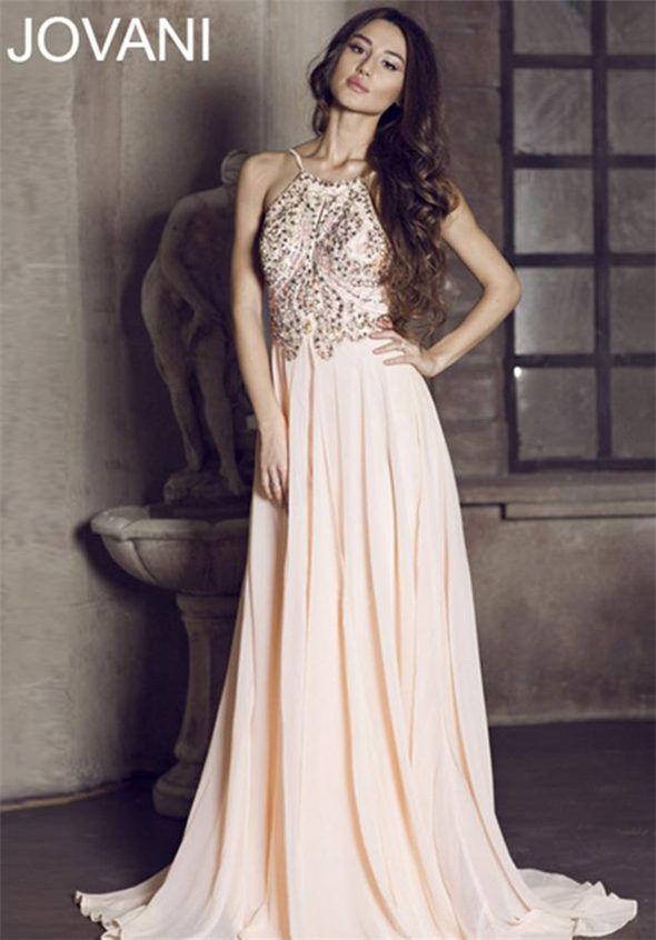 high halter neck prom dress - Google Search | Prom | Pinterest ...