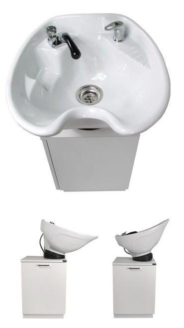 Tsb Shampoo Assistant Pedestal Shampoo System Ada Compliant Made