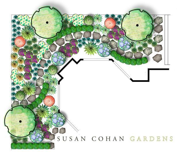 mixed border garden plans Google Search garden Pinterest
