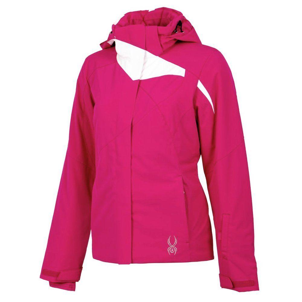 af46349fa Spyder Amp Insulated Ski Jacket (Women's) | Peter Glenn | Ski ...