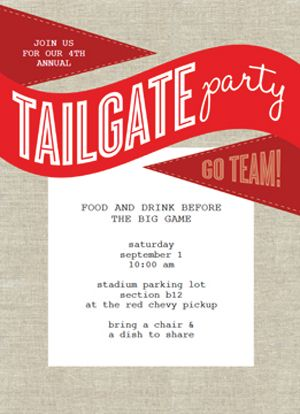 Tailgate Party Printable Lh Printables Fonts And Freebies