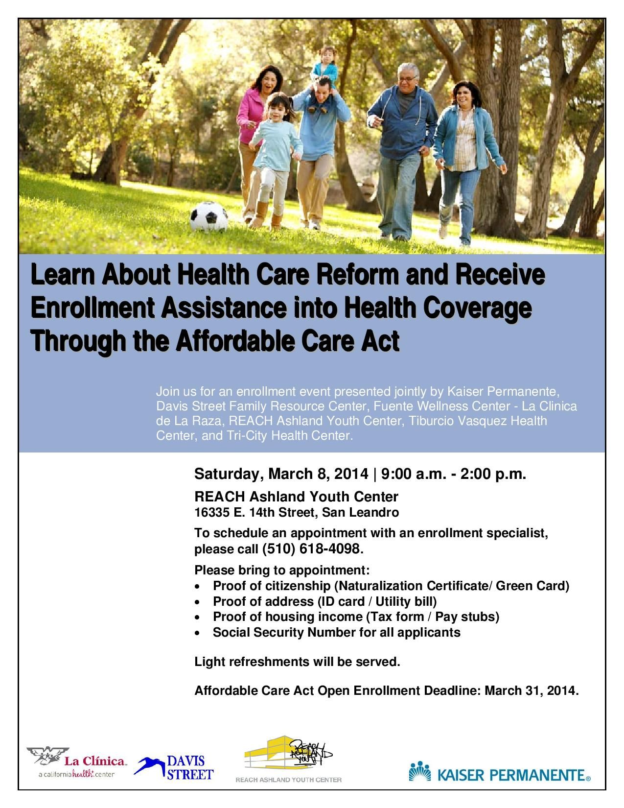 Health Care Enrollment Assistance With Images Health Care
