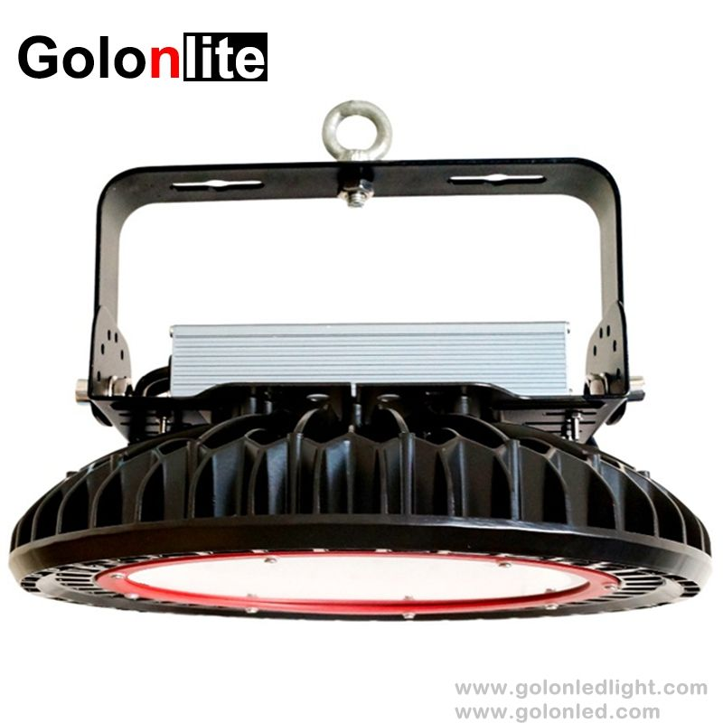 Led High Bay Light For Market Marketplace Hall Store Shopping Mall Supermarket 130lm W High Efficiency High Bay Lighting Bay Lights Led Flood Lights
