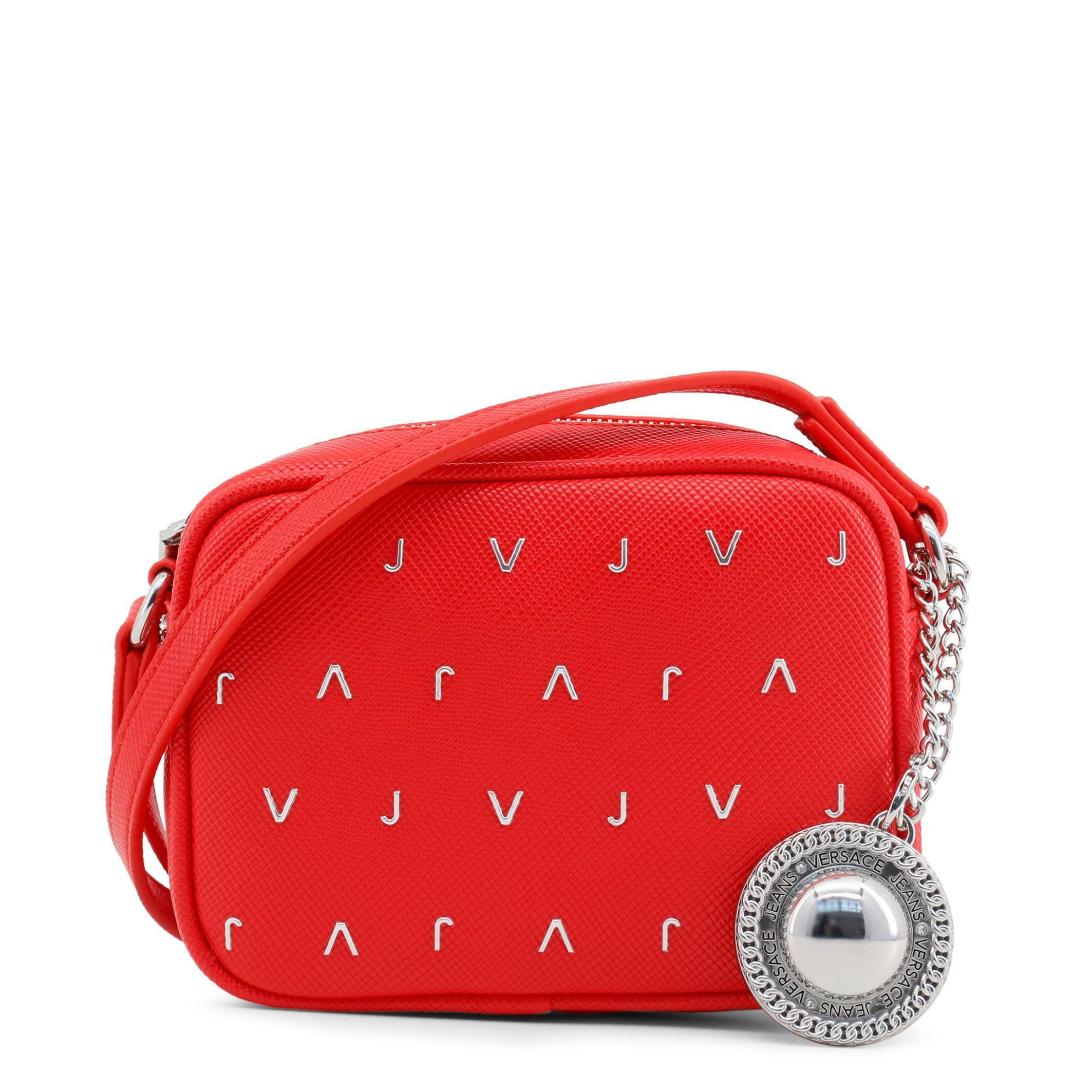 f4f4cb7803c0 Versace Jeans Red Crossbody Bag