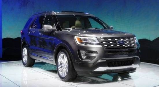 2016 Ford Explorer Release Date Philippines