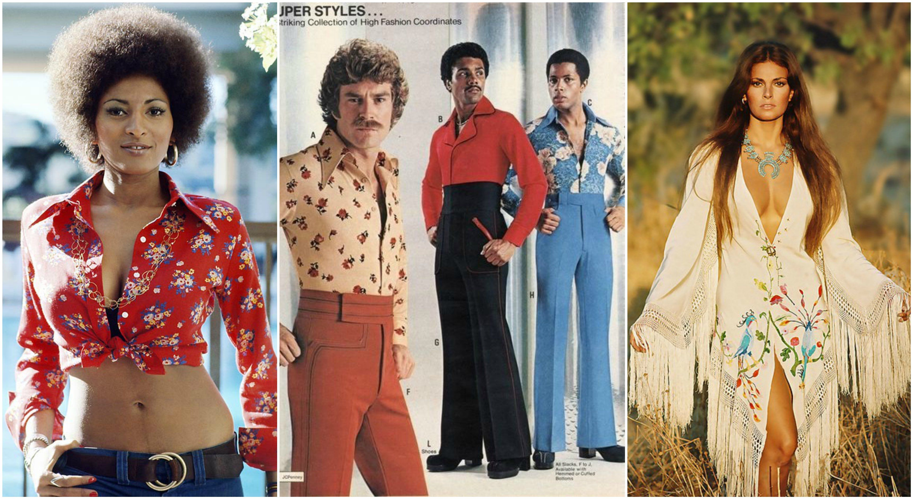 1970s Celebrity Vintage Style Icons: Influences on 2011 ...