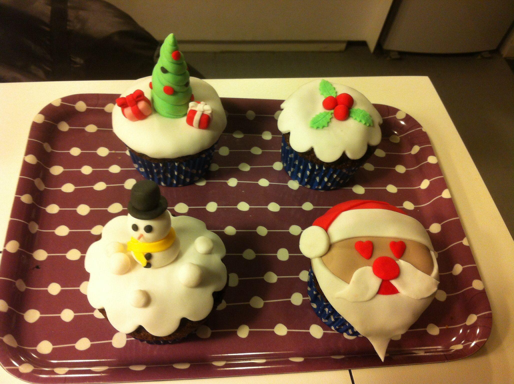 Mis últimas creaciones navideñas
