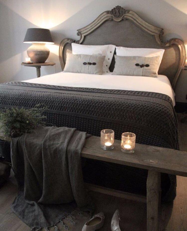 Hoffz stijl slaapkamer | Inrichting huis | Pinterest - Slaapkamer ...