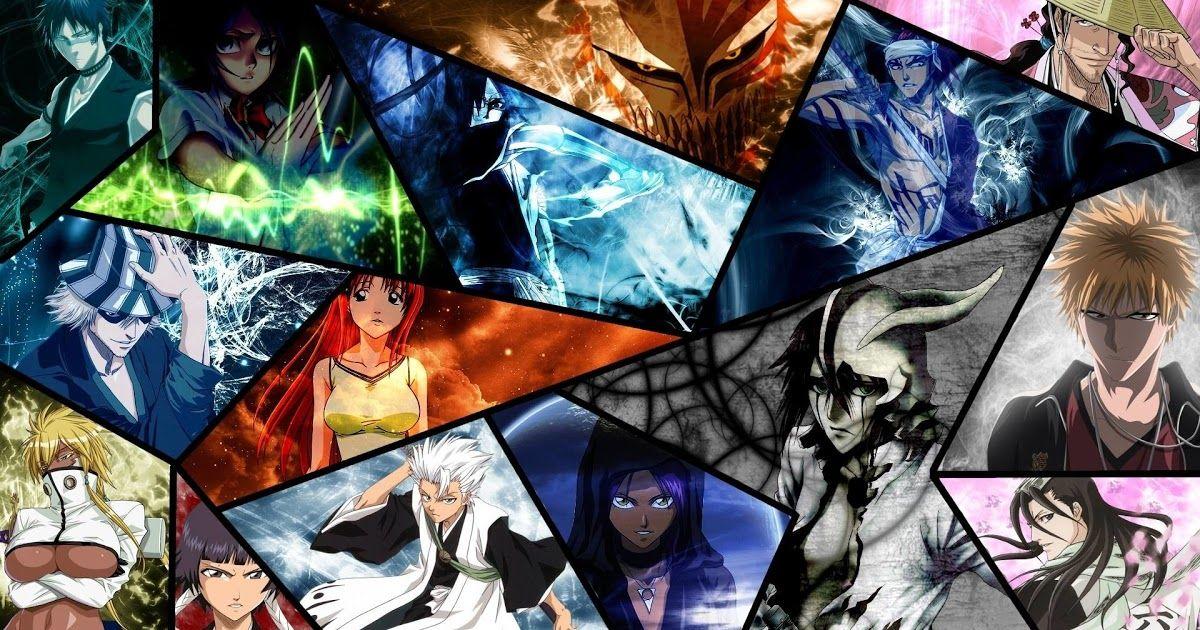 26 Wallpaper For Anime Character Di 2020 Dengan Gambar