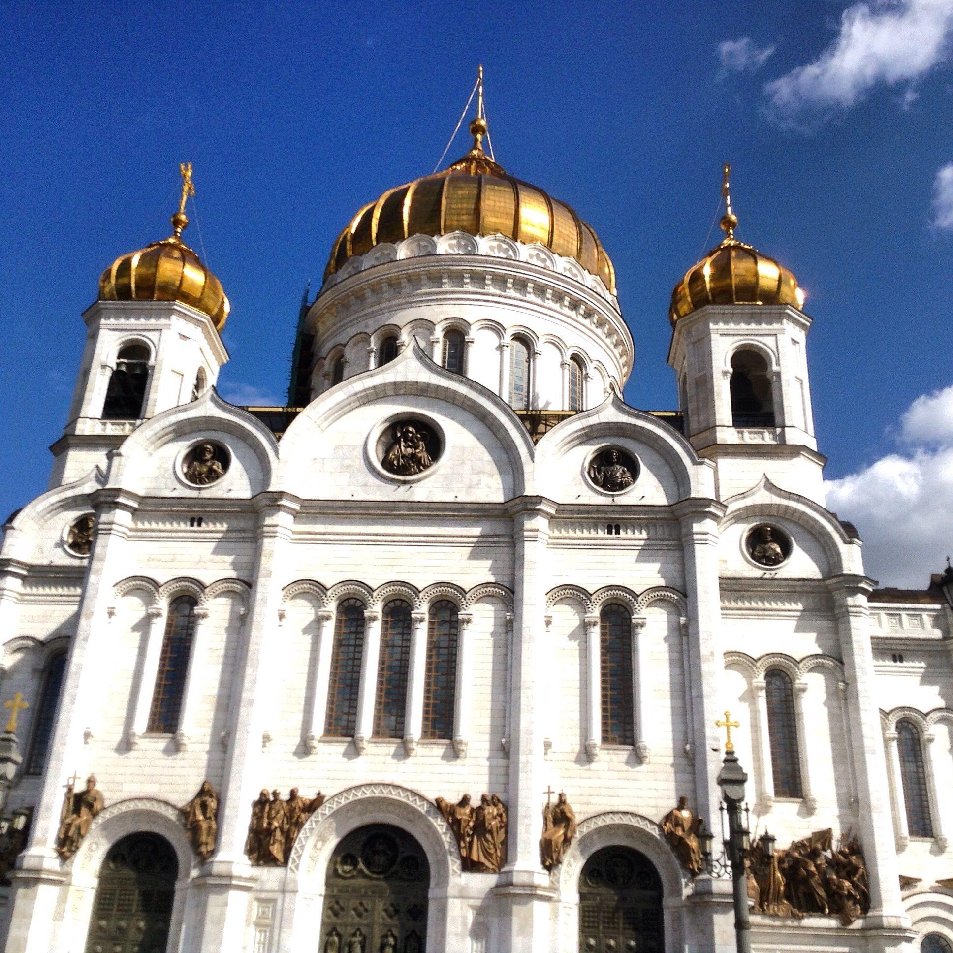 Christ The Savoir, Moscow