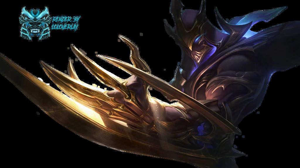 Galaxy Slayer Zed Render By Lol0verlay On Deviantart Slayer League Of Legends Overlays