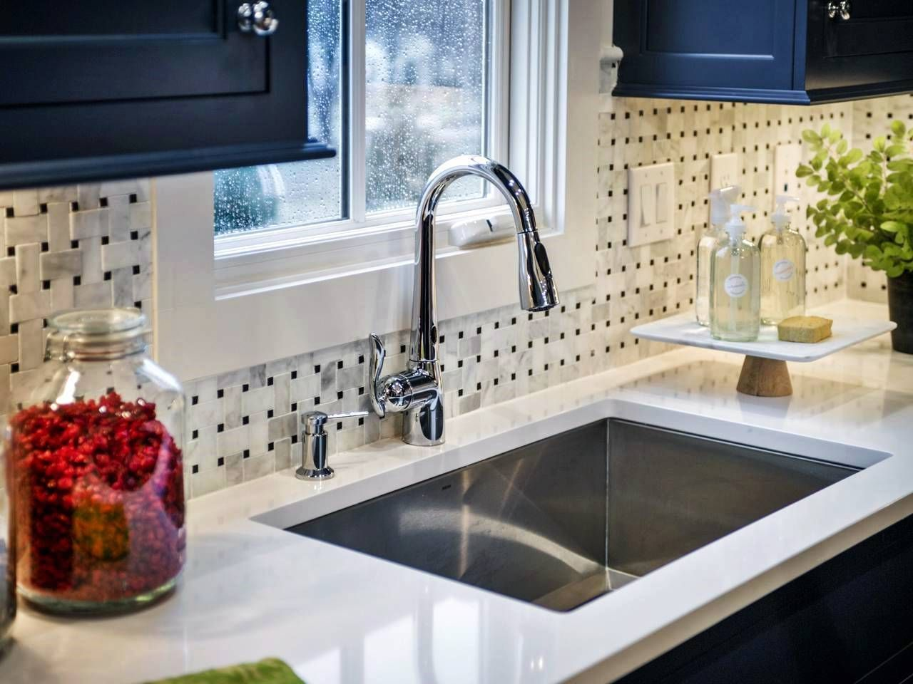 Inexpensive Backsplash Ideas For Kitchen Part - 43: Best Inexpensive Kitchen Backsplash Ideas From Cheap Backsplash Ideas For  Kitchen