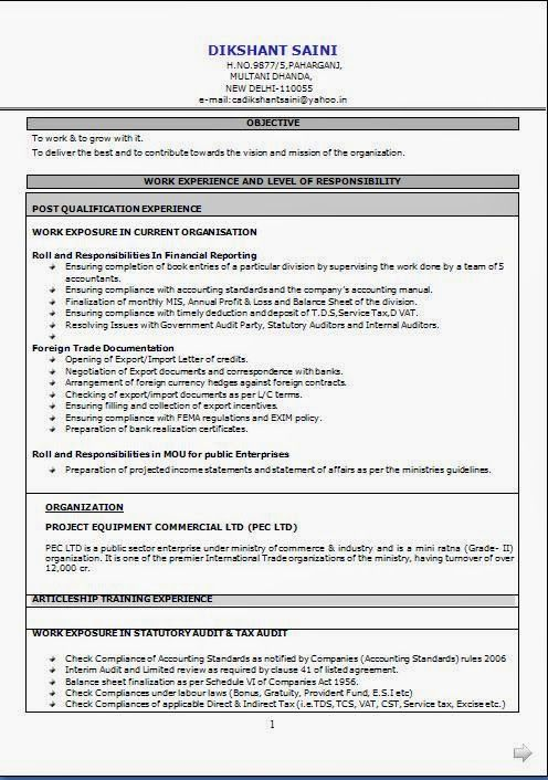 about resume Sample Template Example ofExcellent Curriculum Vitae - ministry resume