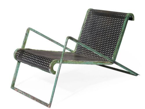 Aqqindex Jean Royere 1937 Fauteuil Jardin Chaise Mobilier