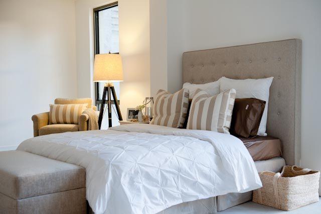 Bednest Upholstered Bedheads