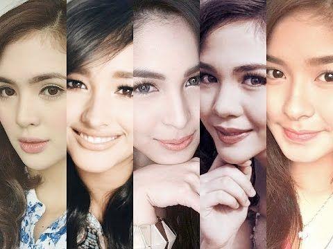 Top 5 Most Beautiful Kapamilya Teen Stars of 2016 | Top 10