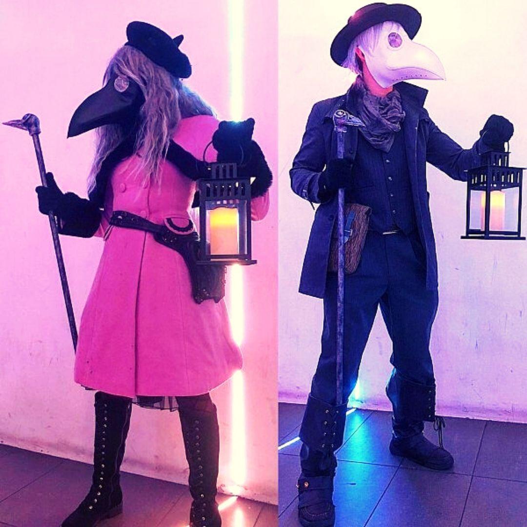 Best Couples Halloween Costumes 2020 Gravetics in 2020