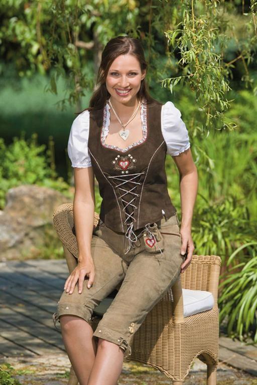Leder Tracht Tyrolean hotness. :)   Pretties