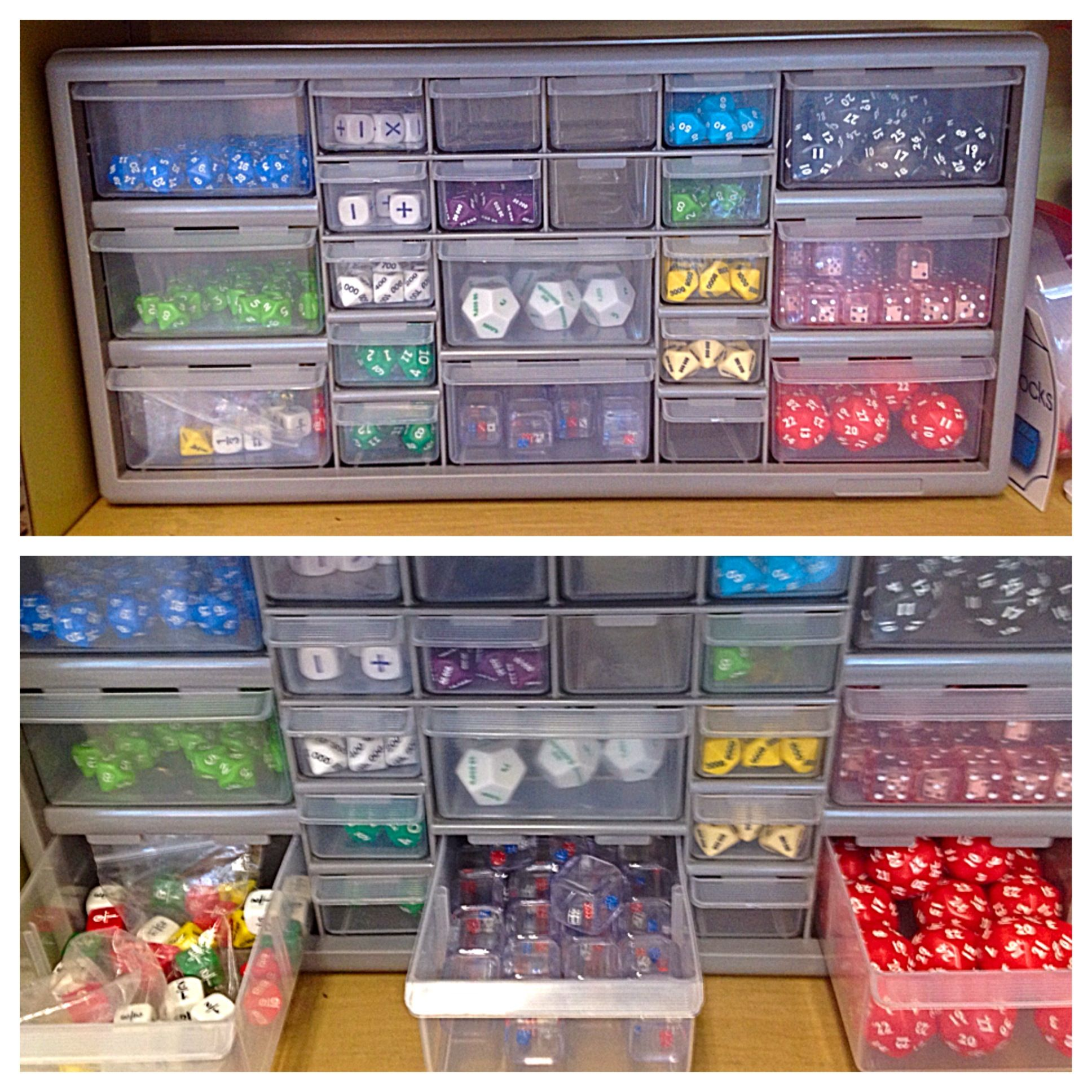 Classroom Storage Ideas : Check out these easy inexpensive and unexpected tips