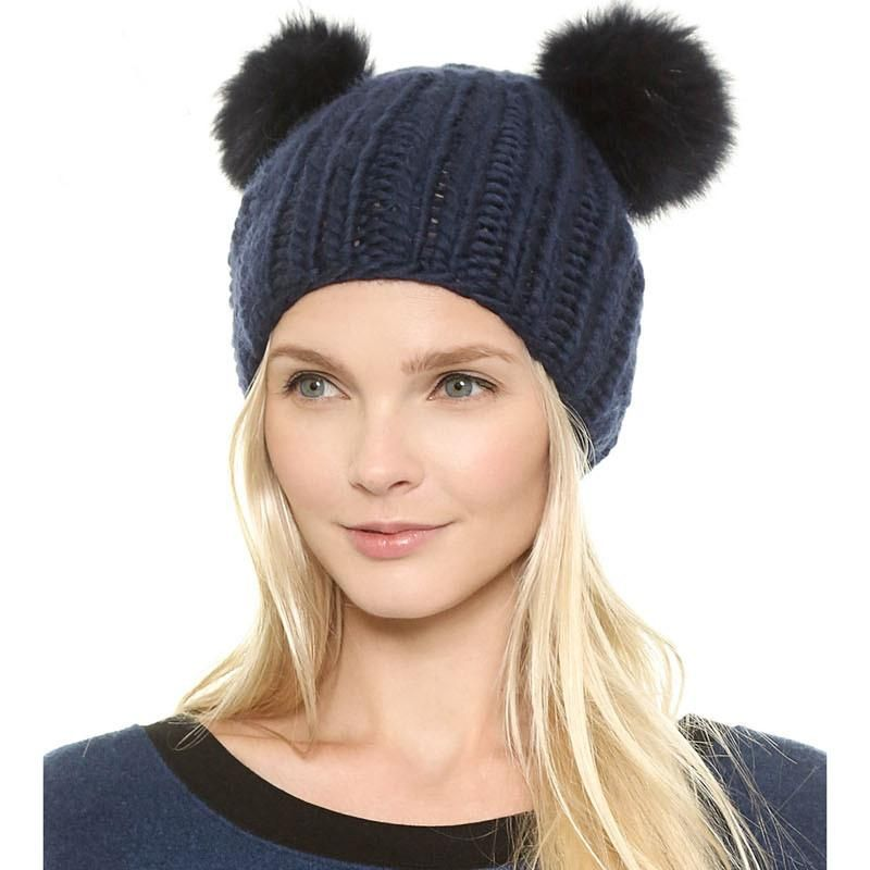 8bc9472ce0a Female Casual Warm Winter Knitted Hat – Zorket