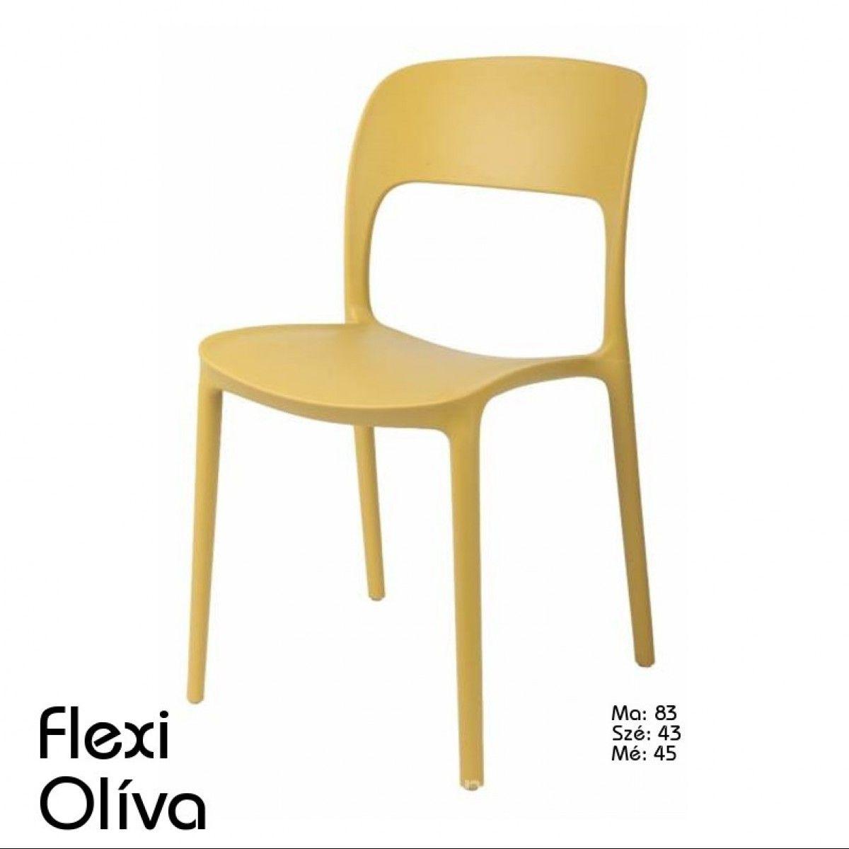 Flexi szék olíva sárga színben airs pinterest