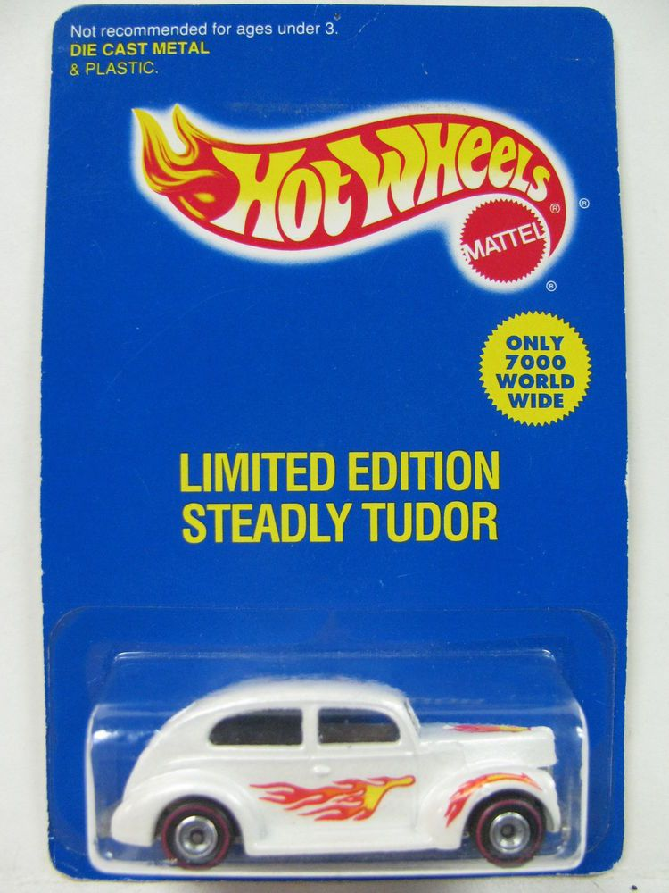 Hot Wheels Steadly Tudor Fat Fendered '40 Limited 7000 Buy it Now #HotWheels