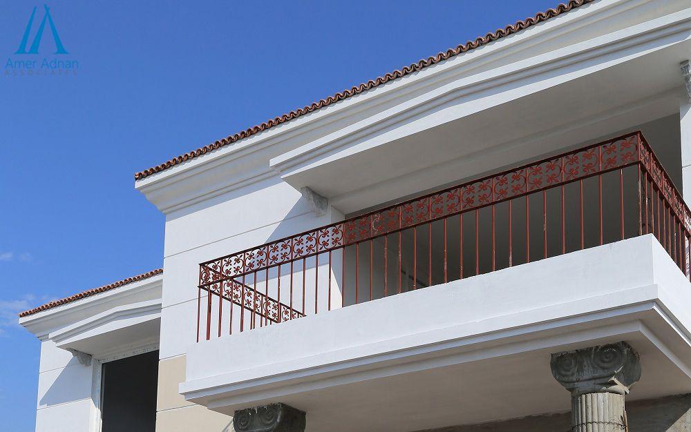 Tremendous Terrace Railing Design Work by Team Amer Adnan ...