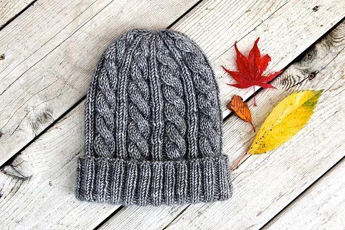 Chapeau en cachemire de Jason   – Knitted Hats & Beanies