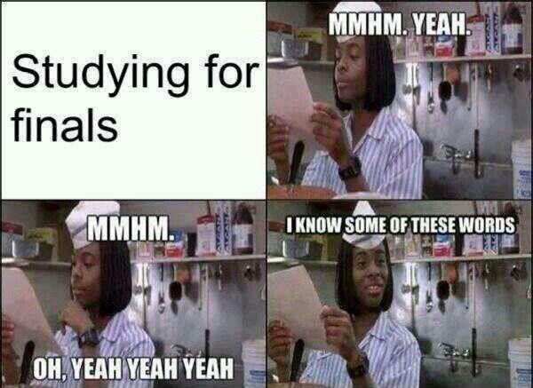 Finals Finals Memes College Memes Studying Memes