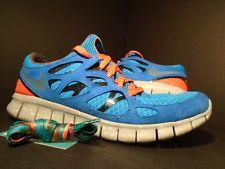 6f7c2d6fa58 Nike FREE RUN+ II 2 DB DOERNBECHER GALAXY BLUE CRIMSON BLACK GREY 578363-446  11