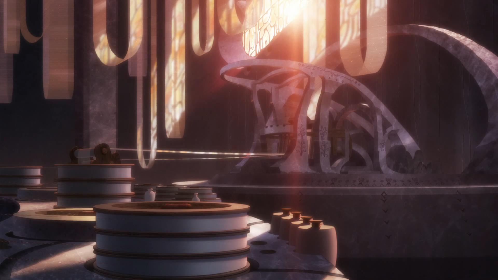 Ghim của Hydroao trên Anime Background