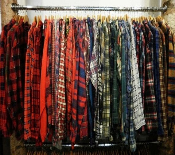 b223b59abdb Country Girls Mystery Vintage Flannel Shirts - Pick Your Size & Color  Vintage Hipster,