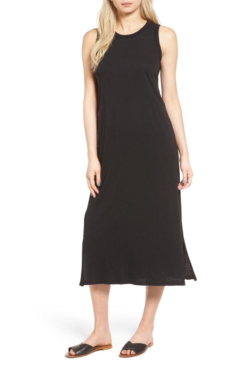 8f609c3e2b3964 Free shipping and returns on Current Elliott The Perfect Muscle Tee Dress  at Nordstrom.com. You ll want to live in this ultrasoft cotton midi dress  styled ...
