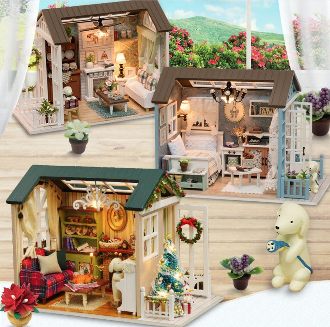 Country Lodge series (Christmas)DIY Christmas Home KIT