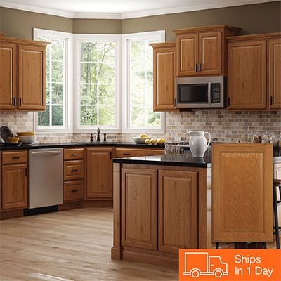 Best Light Stained Kitchen Cabinets With Wood Floors Google 400 x 300