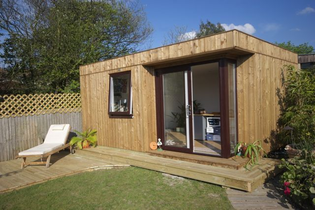 wooden garden shed home office. Create That Perfect Home Office Space With Garden Offices And Cabins From Dunster House, Delivered Straight To You Our Installation Service. Wooden Shed V