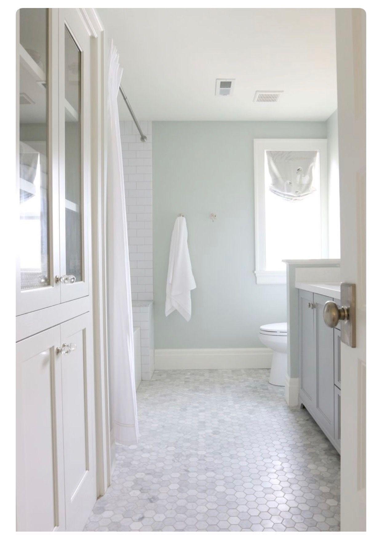 Average Height Of Tile In Bathroom