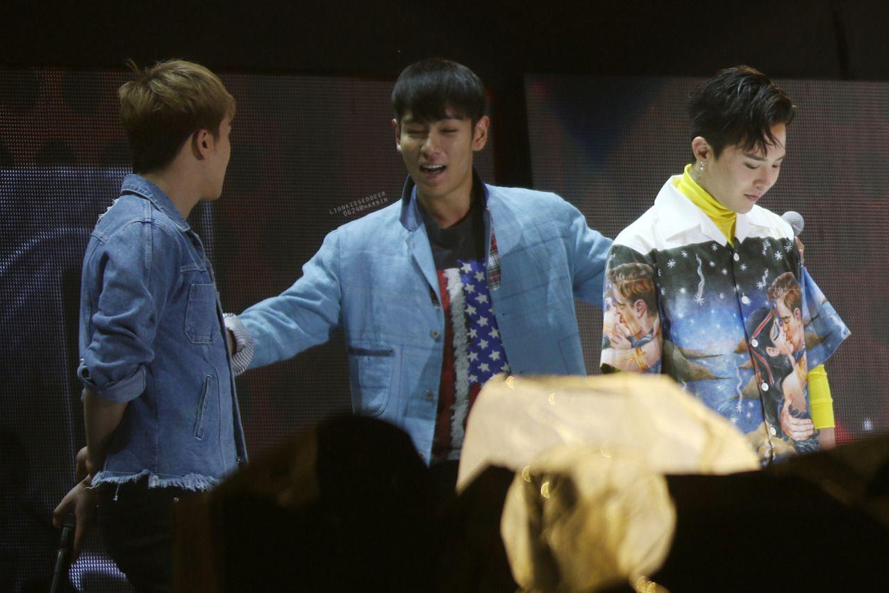 160624 BIGBANG - VIP Fanmeeting in Harbin