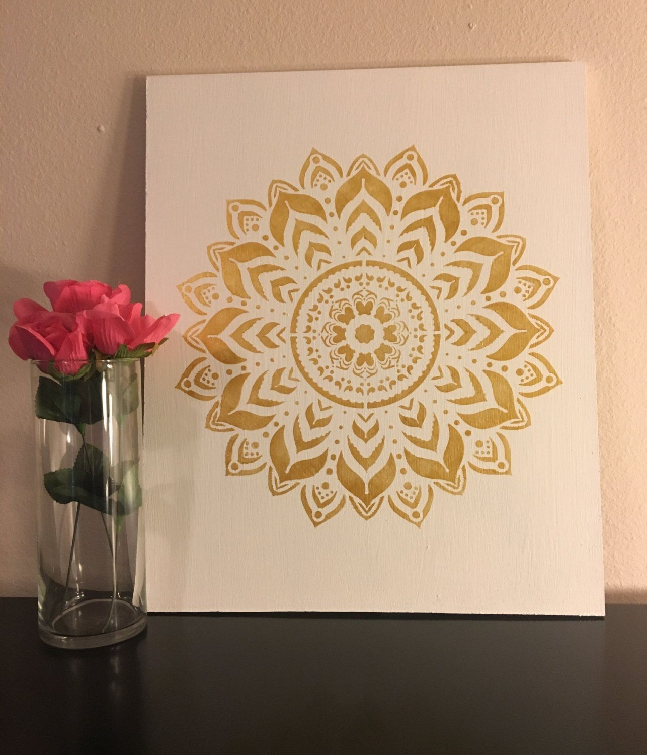 Mandala Decor,Mandala Home Decor,Dorm Room Decor,Girls Bedroom Decor ...