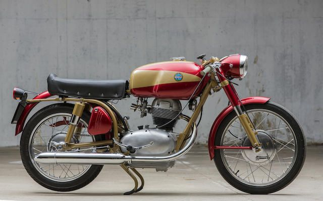 Benelli 175 Sport 1960 Frame No. HS 3145 Engine No. HS