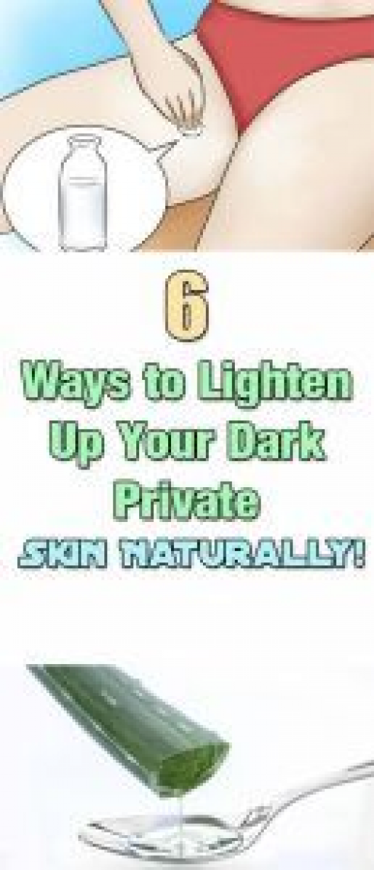 6 Remedies To Lighten Dark Skin In Private Area Naturally  #beautytips  #fitness #fastmetabolism