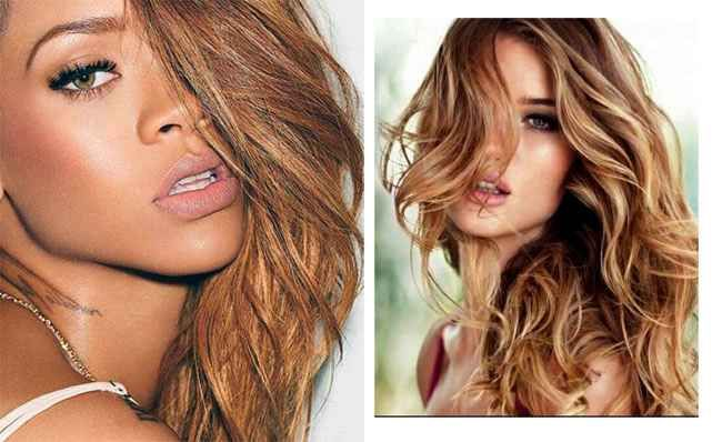 Different Hair Colors And Styles: Hair Color Shades Of Blond Trendy Hairstyles. The Hair