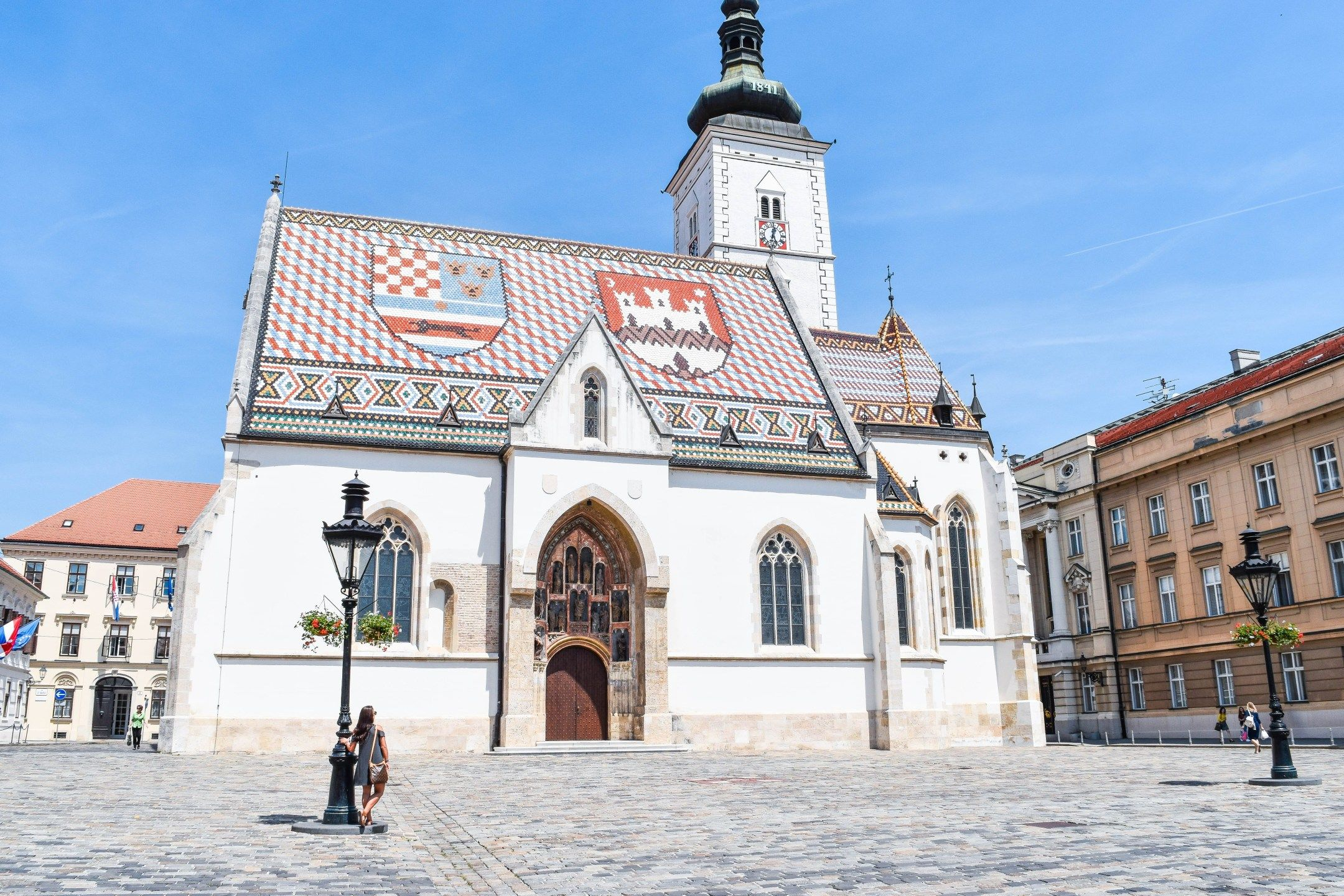 What To See And Do In Zagreb Croatia In One Day Croatia Zagreb Zagreb Croatia